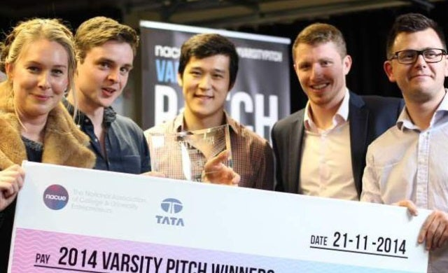 Last chance for student entrepreneurs to enter NACUE's Varsity Pitch