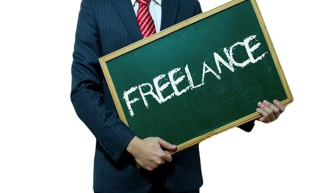 """UK freelancer confidence levels """"take a knock"""""""