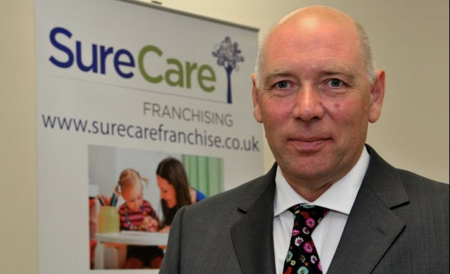 SureCare takes on franchisees in London and the Southend