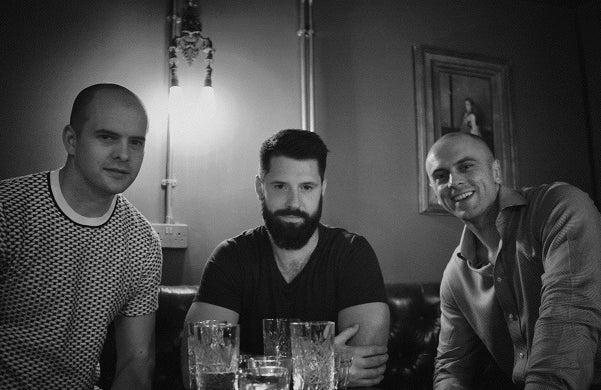 HACKNEY COFFEE COMPANY: Jon Penn, James Penn and Kevin Mills