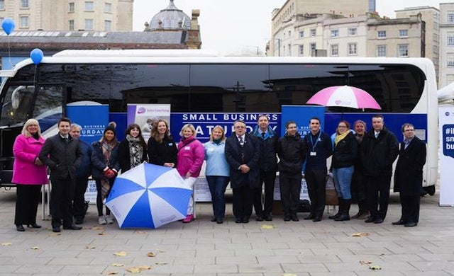 Small Business Saturday bus tour to launch next month