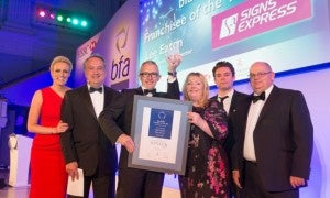 bfa 2015 Franchisee of the Year winners unveiled
