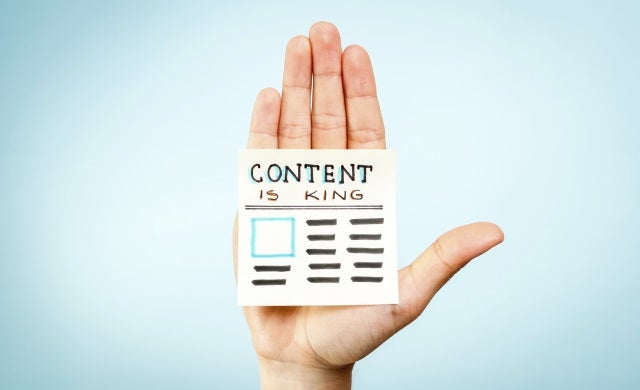 How to create engaging website content – with minimum effort