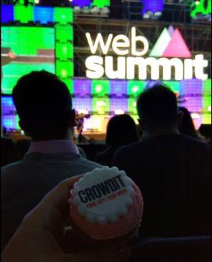 Crowdit at Web Summit 2