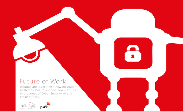 IncuBus and PwC launch 'Future of Work' start-up Incubator