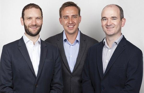 Onedox Hugh Nimmo-Smith, Richard Lewis and David Sheridan