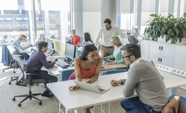 Flexible co-work office opened in Paddington