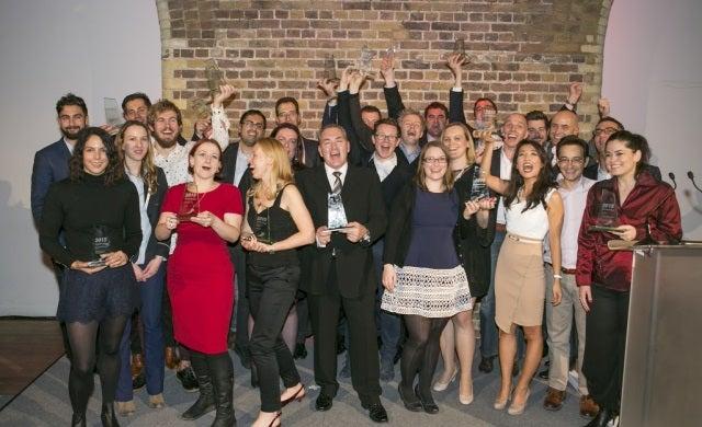 Startups Awards 2015 winners revealed