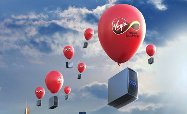 Virgin Media offers free broadband installation for small businesses