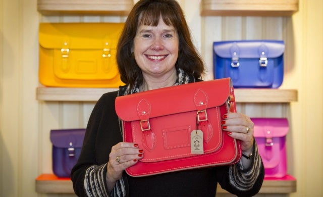 """Julie Deane OBE: """"Self-employment changed my life"""""""
