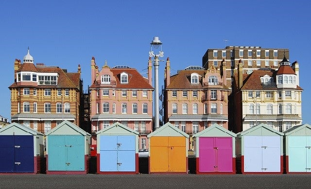 Brighton: UK Budget Vacation Destination