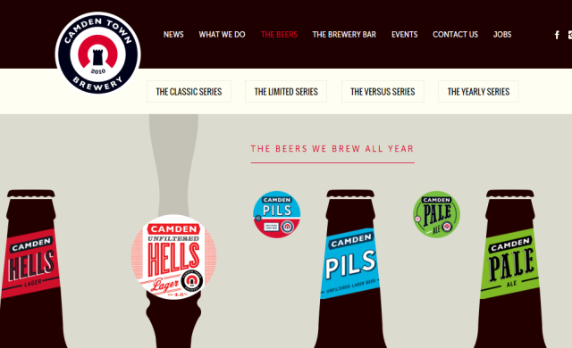 "Craft beer start-up Camden Town acquired by AB InBev for ""£85m"""