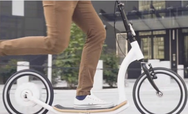 Tech Trends for 2016: Electric vehicles and scooters