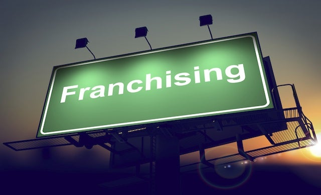 One in five consumers more likely to buy from a franchise