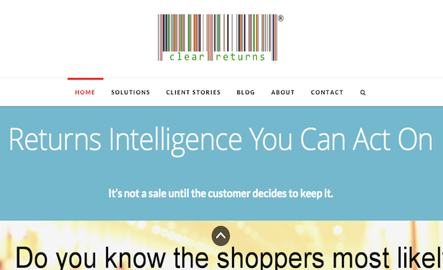 Retail analytics firm Clear Returns secures Angel Academe funding