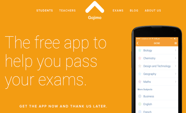 Revision app Gojimo bags $1.8m from the crowd and private investors