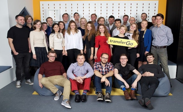 "TransferGo secures ""record breaking"" $2.5m seed round"