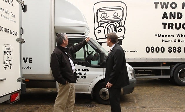 TWO MEN AND A TRUCK®: The franchise opportunity