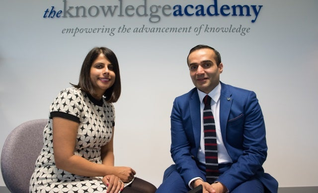 The Entrepreneur: Barinder Hothi, The Knowledge Academy