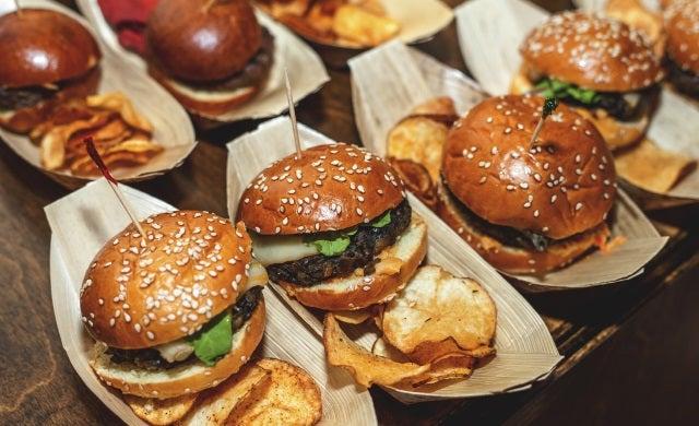 Fast Food Names In London