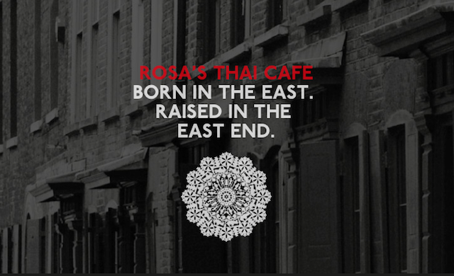 Rosa's Thai Café set for London expansion with £1.8m investment