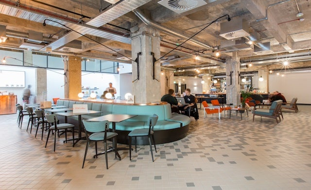 Free pop-up co-work space to launch in Shoreditch next week