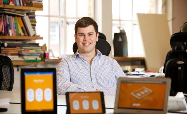 UK student entrepreneur George Burgess named in Forbes' <em>30 under 30</em>