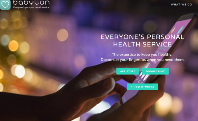 Innocent Drinks and DeepMind invest £17.3m in health start-up Babylon