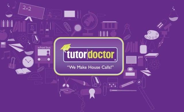 Tutor Doctor: The franchise opportunity