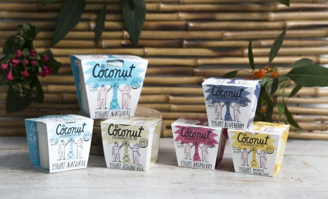 Healthy food business: The Coconut Collaborative