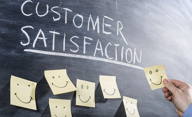 customer satisfaction in super shop