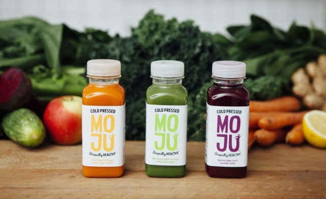 Healthy food business: MOJU