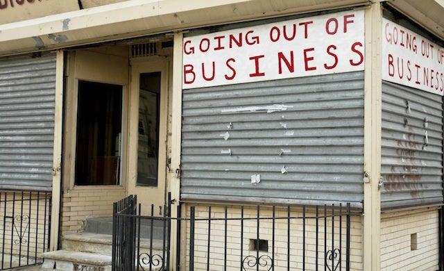 """Over one million entrepreneurs """"shunned"""" by mainstream lenders"""