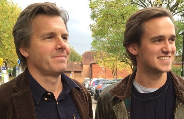 Pledgit: Philip and Billy Jenks