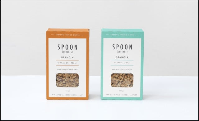Healthy food business: Spoon Cereals