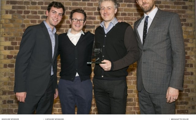 Startups Awards winner 3rings clinches £600,000 investment