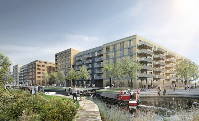Office development for creative and tech start-ups is coming to Hackney