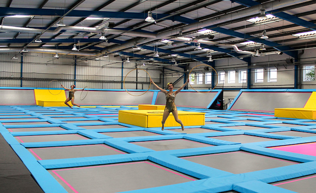 Trampolining start-up AirHop lands £6m funding round