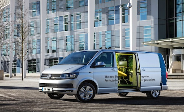 Van dependent businesses generate £120bn for the economy