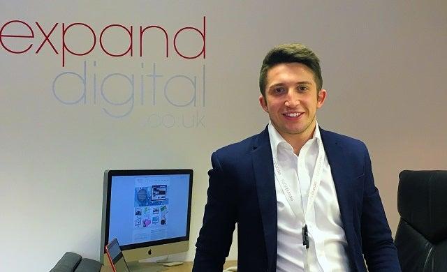 Young entrepreneurs: Kyle Raffo, Expand Digital