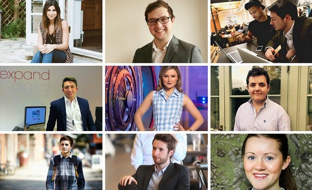 19 young entrepreneurs to watch in 2016