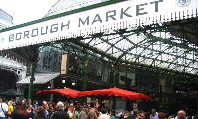 Opportunity for ethical London food traders to 'Pitch Up' at Borough Market
