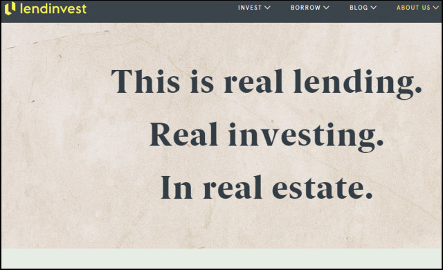 Fintech start-up LendInvest has secured over £200m funding since 2013