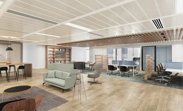 Business workspace opens in the Square Mile