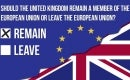 EU: Why a vote to remain is a vote for a stronger, safer and better off Britain