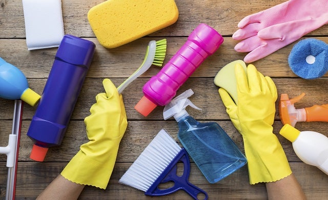 Low risk ways to start a business: Cleaning