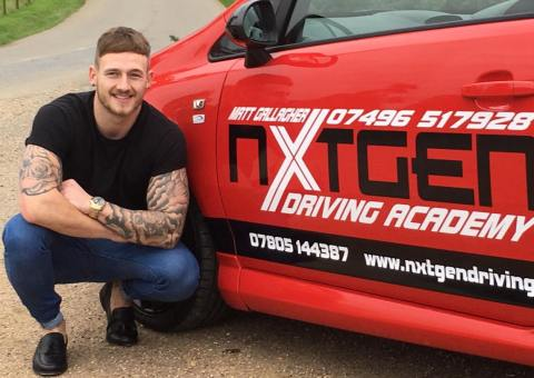 Matthew Gallagher Nxt Gen Driving School