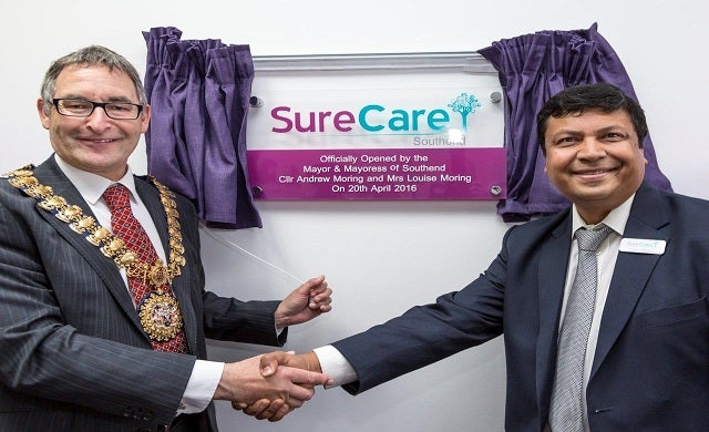 Ex-social worker leaves day job to become SureCare franchisee