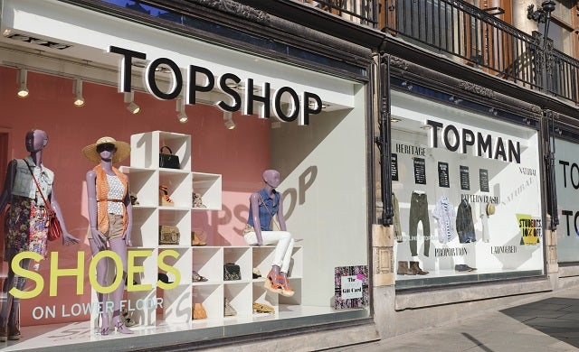 Topshop launches tech start-up accelerator 'Top Pitch'