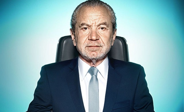 Lord Sugar appointed enterprise tsar to support UK's young entrepreneurs